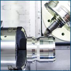 CNC machining graphic