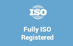 ISO 9001 Registered Engineering Company