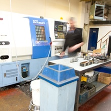 CNC Machining UK